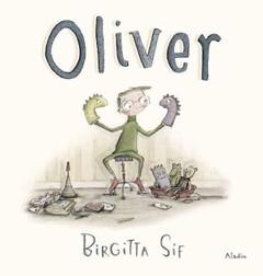 """Buchcover """"Oliver"""" von Birgitta Sif"""