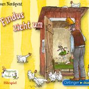 Abbildung Pettersson und Findus – Findus zieht um