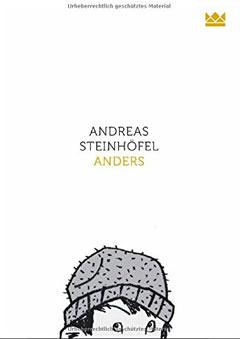 """Buchcover """"Anders"""" von Andreas Steinhöfel"""