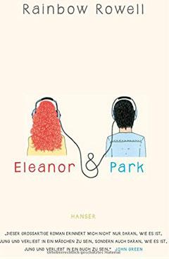 "Buchcover ""Eleanor & Park"" von Rainbow Rowell"