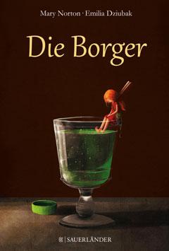 """Buchcover """"Die Borger"""" von Mary Norton"""