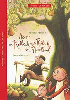 """Buchcover """"Herr von Ribbeck auf Ribbeck im havelland"""" von Theodor Fontane"""