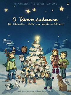 """Buchcover """"O Tannenbaum - Die schönsten Lieder zur Weihnachtszeit"""""""
