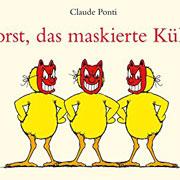 Abbildung Horst, das maskierte Küken