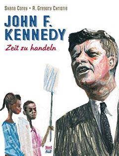 "Buchcover ""John F. Kennedy"" von Shana Corey"