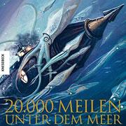 Abbildung 20.000 Meilen unter dem Meer