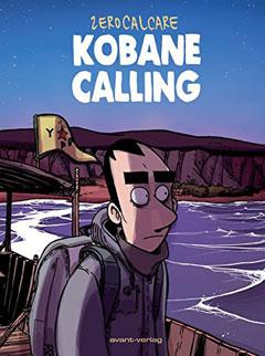 "Buchcover ""Kobane Calling"" von Zerocalcare"