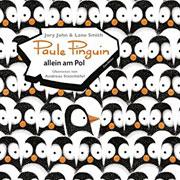 Abbildung Paule Pinguin allein am Pol