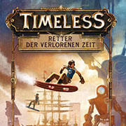 Abbildung Timeless – Retter der verlorenen Zeit