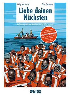 """Buchcover """"Liebe deinen Nächsten"""" von Gaby von Borstel und Peter Eickmeyer"""