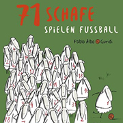 Abbildung 71 Schafe spielen Fussball