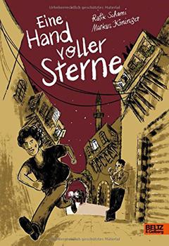 """Buchcover """"Eine Hand voller Sterne"""" von Rafik Schami und Markus Köninger"""