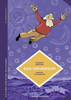 """Buchcover """"Das Universum"""" von Hubert Reeves"""