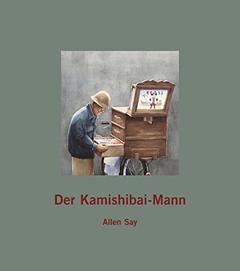"""Buchcover """"Der Kamishibai-Mann"""" von Allen Say"""