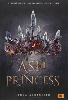 "Buchcover ""Ash Princess"" von Laura Sebastian"