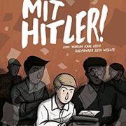 Abbildung Nieder mit Hitler