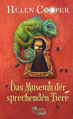 """Buchcover """"Das Museum der sprechenden Tiere"""" von Helen Cooper"""