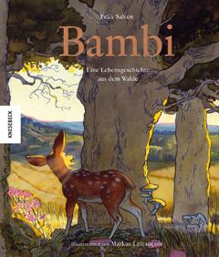 """Buchcover """"Bambi"""" von Felix Salten"""