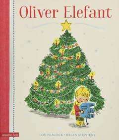 "Buchcover ""Oliver Elefant"" von Lou Peacock"