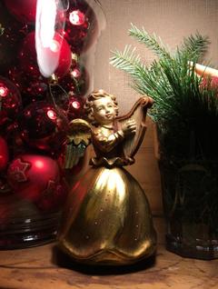 Ein goldener Engel