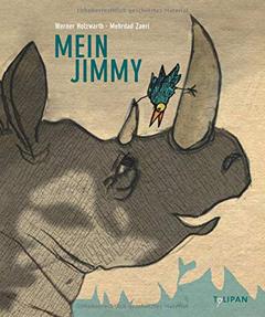 """Buchcover """"Mein Jimmy"""" von Werner Holzwarth"""