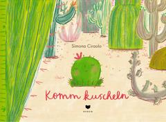 "Buchcover ""Kom kuscheln"" von Simona Ciraolo"