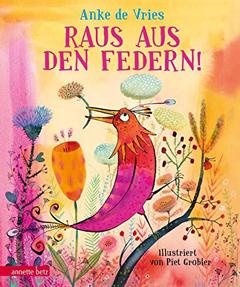 """Buchcover """"Raus aus den Federn!"""" von Anke de Vries"""