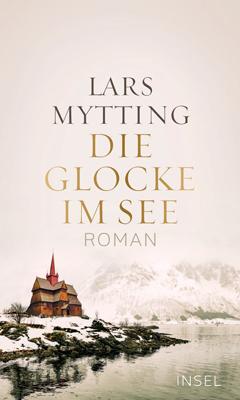 """Buchcover """"Die Glocke im See"""" von Lars Mytting"""