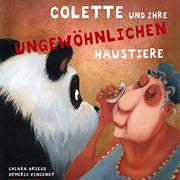 Abbildung Colette und ihre ungewöhnlichen Haustiere