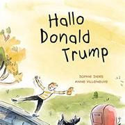 Abbildung Hallo Donald Trump