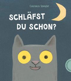 """Buchcover """"Schläfst Du schon?"""" von Constanze Spengler"""