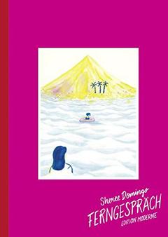"""Buchcover """"Ferngespräch"""" von Sheree Domingo"""