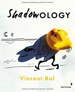 """Buchcover """"Shadowology"""" von Vincent Bal"""