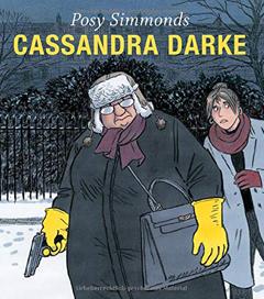 """Buchcover """"Cassandra Darke"""" von Posy Simmonds"""