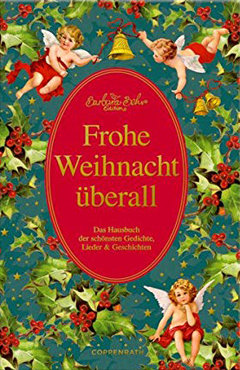 """Buchcover """"Frohe Weihnacht überall"""""""