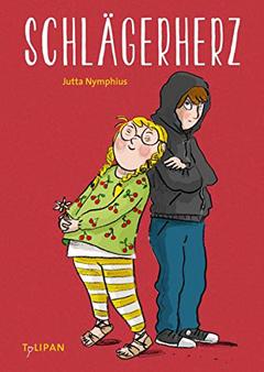 """Buchcover """"Schlägerherz"""" von Jutta Nymphius"""