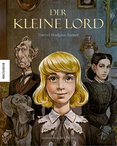 """Buchcover """"Der kleine Lord"""" von Frances Hodgson Burnett"""