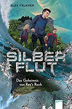 """Buchcover """"Silberflut"""" von Alex Falkner"""