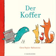 """Buchcover """"Der Koffer"""" von Chris Naylor-Ballesteros"""
