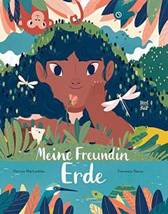 """Buchcover """"Meine Freundin Erde"""" von Patricia MacLachlan"""