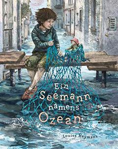 """Buchcover """"Ein Seemann namens Ozean"""" von Louise Heymans"""