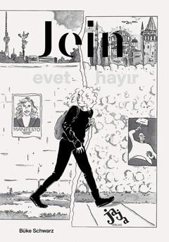 """Buchcover """"Jein"""" von Büke Schwarz"""