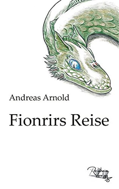 """Buchcover """"Fionrirs Reise"""" von Andreas Arnold"""