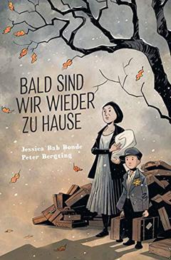 """Buchcover """"Bald sind wir wieder zu Hause"""" vopn Jessica Bab Bonde"""
