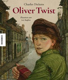 """Buchcover """"Oliver Twist"""" von Charles Dickens"""
