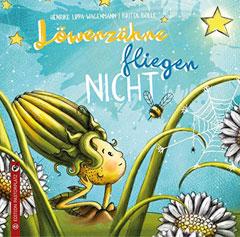 """Buchcover """"Löwenzähne fliegen nicht"""" von Henrike Lippa-Wagenmann"""