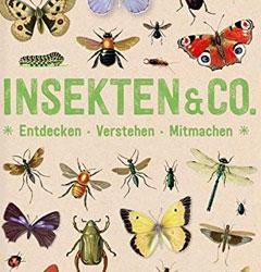 "Buchcover ""Insekten & Co."""