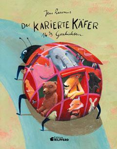 """Buchcover """"Der karierte Käfer"""" von Jens Rassmus"""