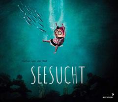 """Buchcover """"Seesucht"""" von marlies van der Wel"""