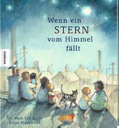 """Buchcover """"Wenn ein Stern vom Himmel fältl"""""""